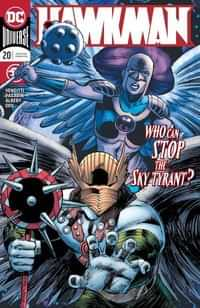 Hawkman #20 CVR A