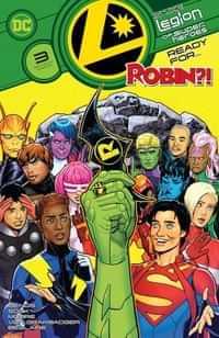 Legion of Super Heroes #3 CVR A