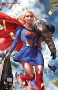 Supergirl #38 CVR B Card Stock