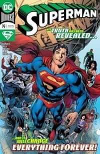 Superman #19 CVR A