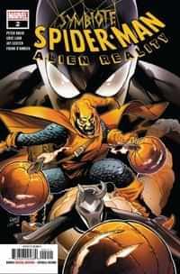 Symbiote Spider-man Alien Reality #2