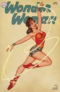 Wonder Woman #750 CVR C 1950s Var Ed