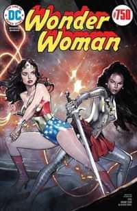 Wonder Woman #750 CVR E 1970s Var Ed