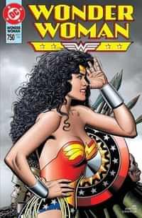 Wonder Woman #750 CVR G 1990s Var Ed