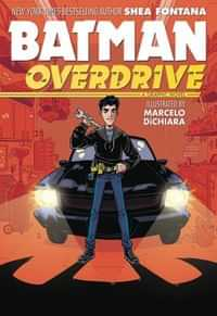 Batman TP Overdrive