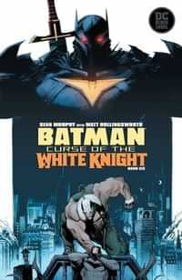Batman Curse Of The White Knight #6 CVR A