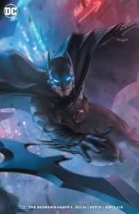 Batmans Grave #4 CVR B
