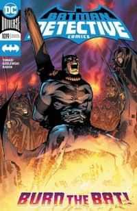 Detective Comics #1019 CVR A