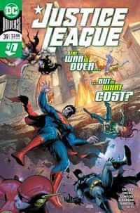 Justice League #39 CVR A