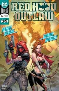 Red Hood Outlaw #42 CVR A