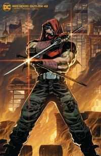 Red Hood Outlaw #42 CVR B