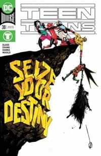 Teen Titans #38 CVR A