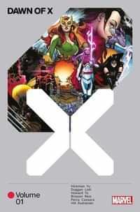 Dawn of X TP V1