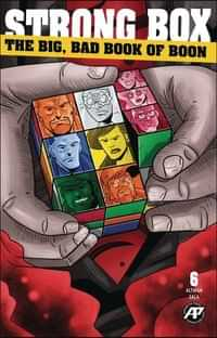 Strong Box Big Bad Book Of Boon #6