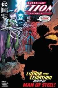Action Comics #1019 CVR A
