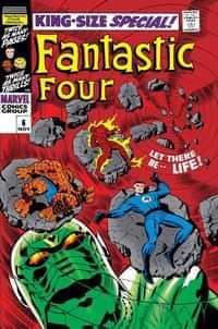 Fantastic Four Annual #6 Facsimile Edition
