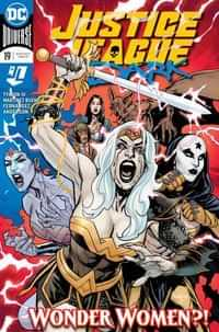 Justice League Dark #19 CVR A