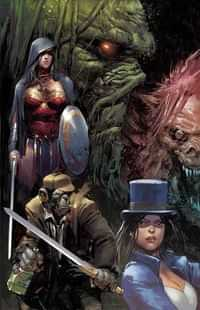 Justice League Dark #19 CVR B