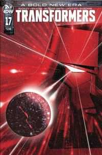 Transformers #17 CVR A Ramondelli