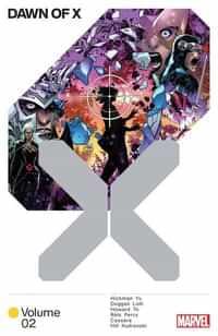 Dawn Of X TP V2