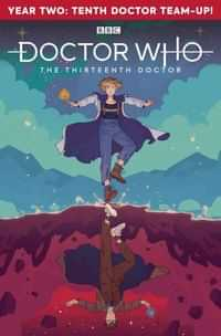 Doctor Who 13th Season Two #2 CVR A Templer
