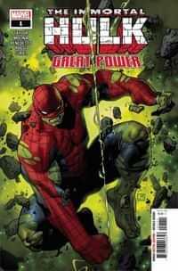 Immortal Hulk Great Power #1