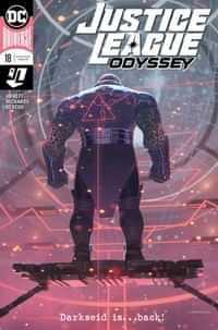 Justice League Odyssey #18 CVR A