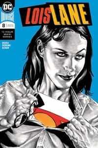 Lois Lane #8 CVR A