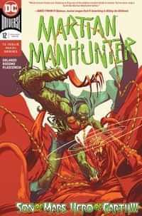 Martian Manhunter #12 CVR A