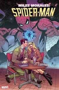 Miles Morales Spider-Man #15 Variant Bradshaw Gwen Stacy