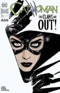 Catwoman #20 CVR A