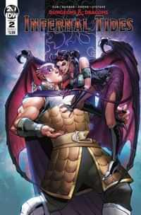 Dungeons and Dragons Infernal Tides #2 CVR A Dunbar