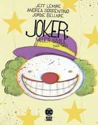 Joker Killer Smile #3 CVR A