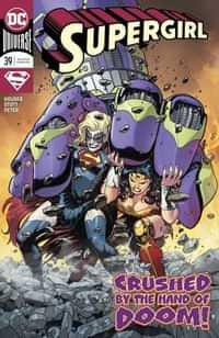 Supergirl #39 CVR A