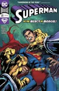 Superman #20 CVR A