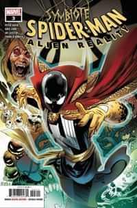 Symbiote Spider-man Alien Reality #3