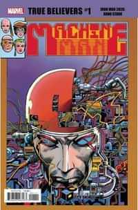 True Believers One-Shot Iron Man 2020 Arno Stark