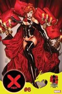 X-Men #6 Variant Brooks Dark Phoenix 40th