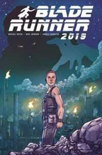 Blade Runner 2019 #6 CVR C Guinaldo