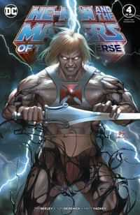 He Man And The Masters Of The Multiverse #4