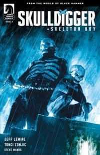 Skulldigger and Skeleton Boy #3 CVR B Reynolds