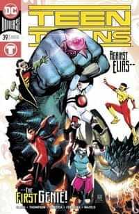 Teen Titans #39 CVR A