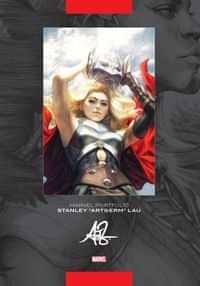 Marvel Portfolio HC Stanley Artgerm Lau