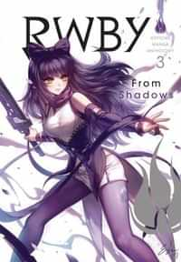 Rwby GN Official Manga Anthology From Shadows