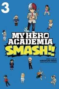 My Hero Academia GN Smash V3
