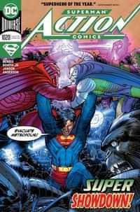Action Comics #1020 CVR A