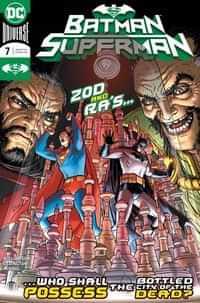 Batman Superman #7 CVR A
