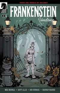 Frankenstein Undone #2 CVR B D Armini