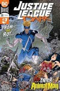 Justice League Dark #20 CVR A