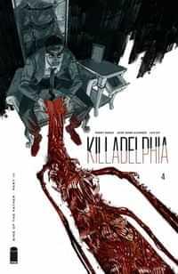 Killadelphia #4 CVR B Canete